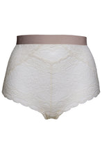 Load image into Gallery viewer, Amelie high waist - Whisper white