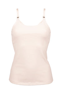 Viola nursing top - Ivory