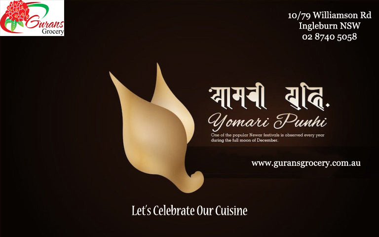 Happy Yomari Punhi