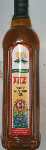 Tez Mustard oil 946ml