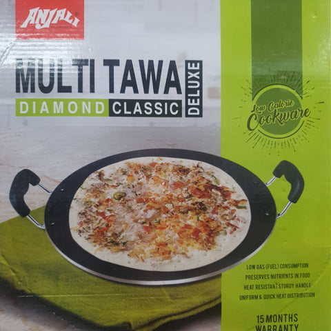 Multi tawa diamond classic deluxe no.12 Anjali