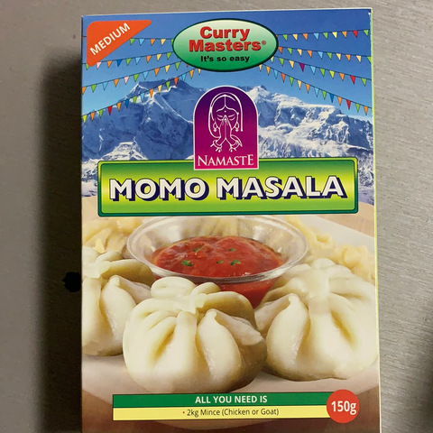 Curry Masters Momo Masala 150gm