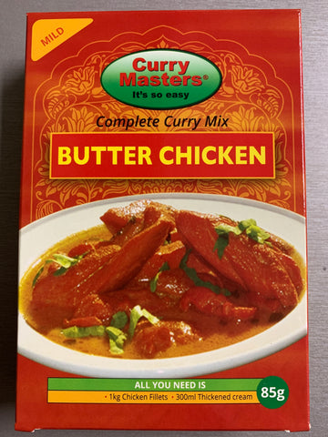Curry Masters Butter Chicken 85gm