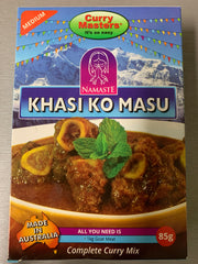 Curry Masters Khasi Ko masu Masala 85gm