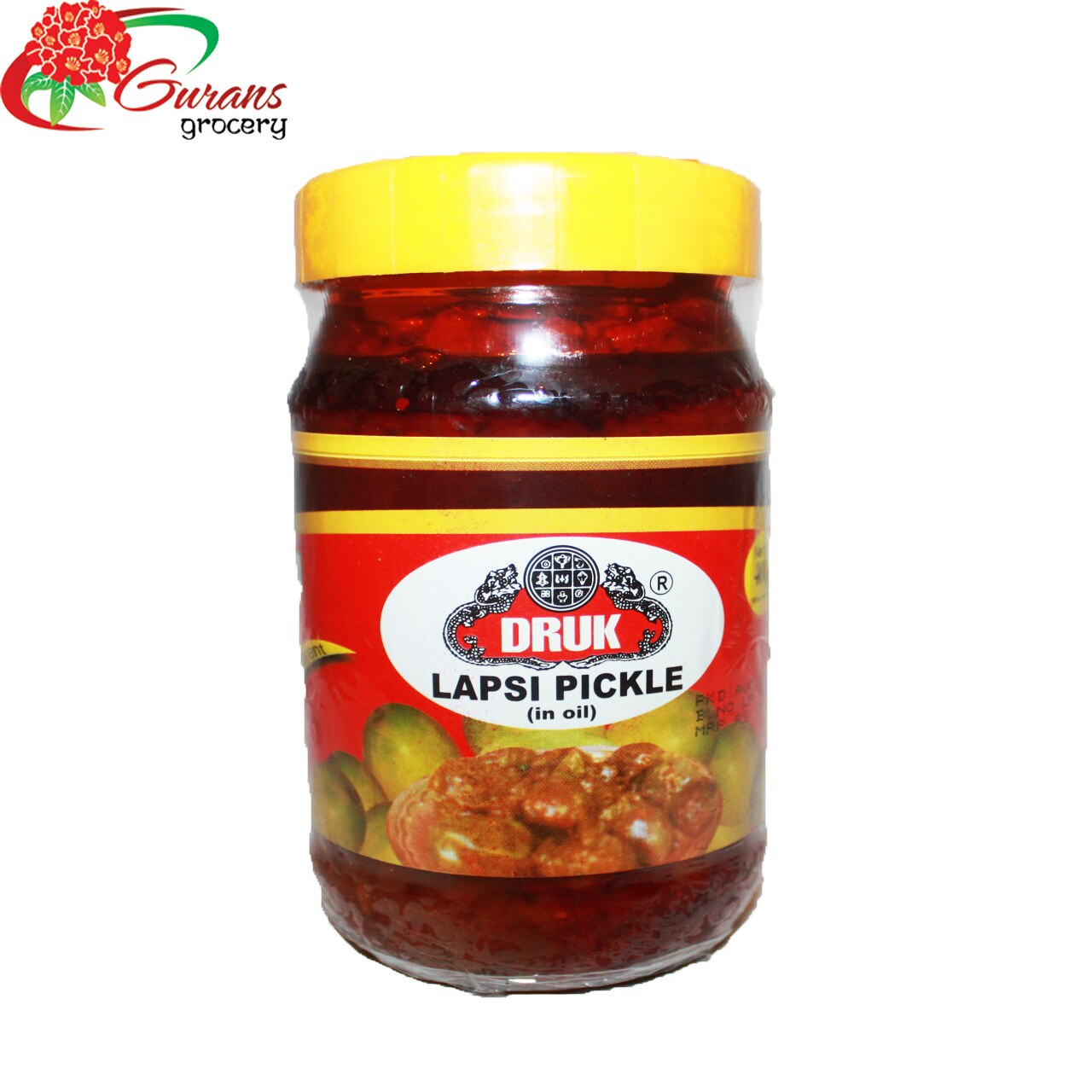 Druk Lapsi pickle 400gm