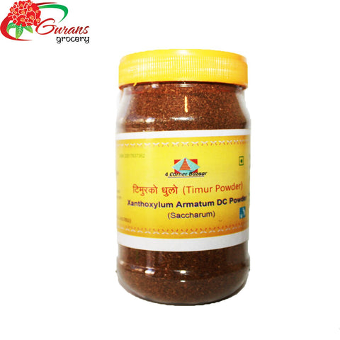 Timur Powder 100g (Sichuan pepper)