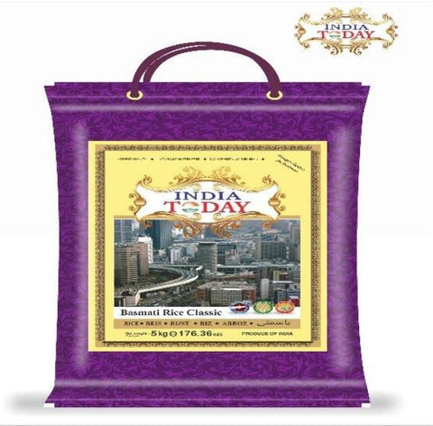 India Today Classic Basmati Rice 5kg