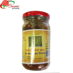 Nepalese Piro Lapsi Pickle 350 gm