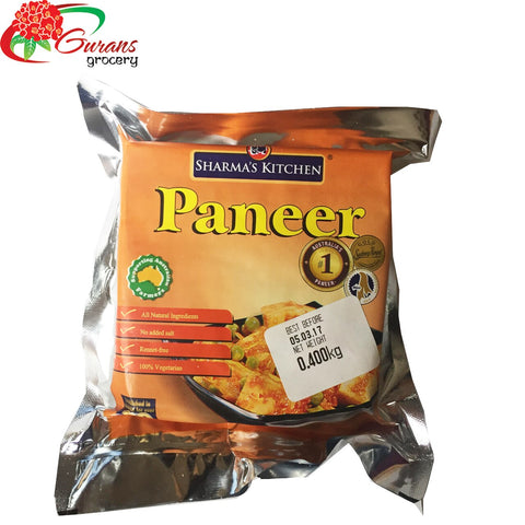 Fresh Paneer Sharma's Kitchen (250-300 ) gm approx