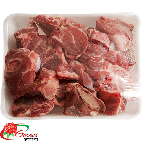 Goat Curry Pieces with bone  - 1kg