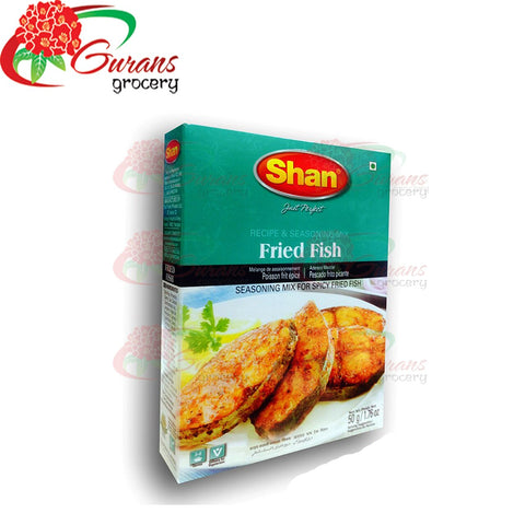 Shan Fried Fish Masala