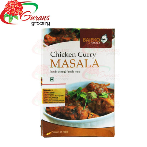 Bajeko chicken Masala 50 gm