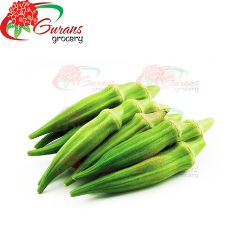 Fresh okra 500 gm (Vindi)