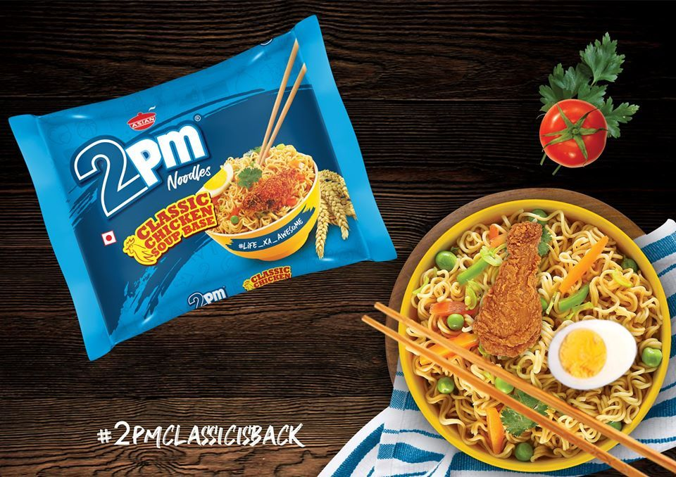 2PM Chicken Noodles