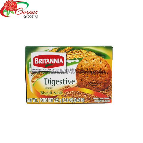 Britania Digestive 225g value pack