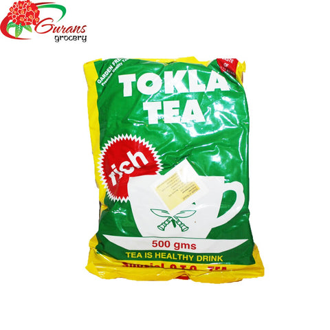 Tokla Green tea 500g