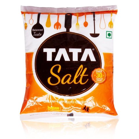 Tata Iodised Cooking Salt 1 kg