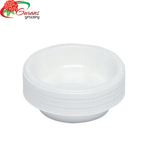 "5"" Plastic Bowl  small 50pcs"
