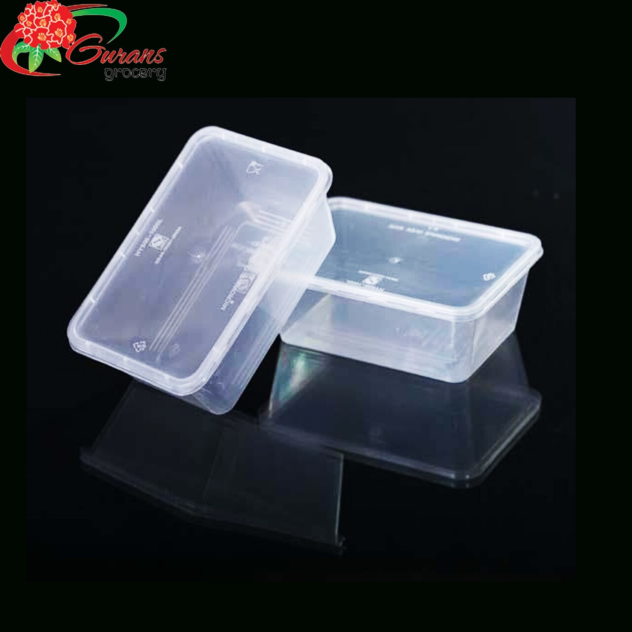 Takeaway Containers 10pcs 650ml