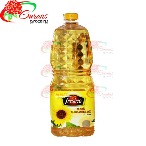 Sunflower oil 2l