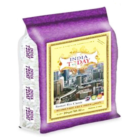 India Today Classic Basmati Rice 20kg
