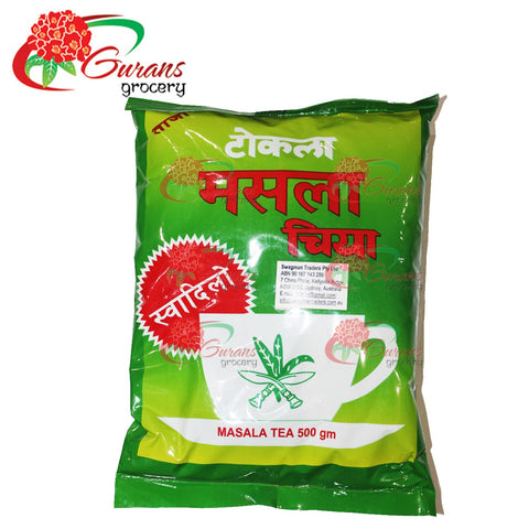 Tokla Tea Masala 500gm pouch