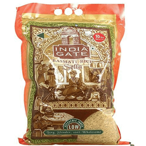 India Gate Sella Rice 5kg bag
