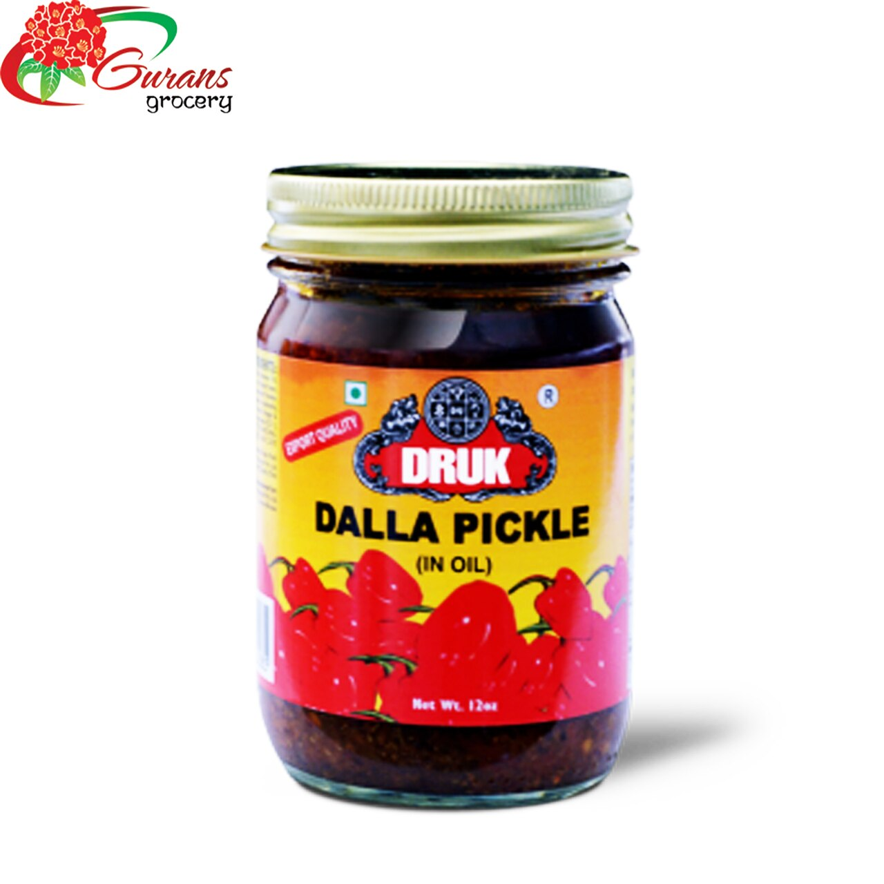 Druk Dalla pickle 400gm
