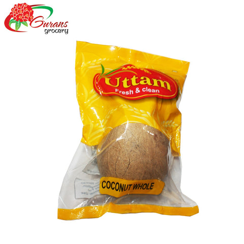Coconut Whole Dry 1PC Uttam