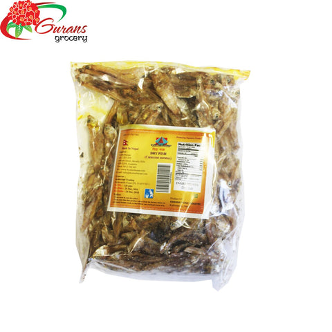 Dried Fish (Dry anchovies) 200g