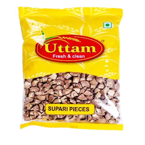 Supari Pieces Raw 200g Uttam