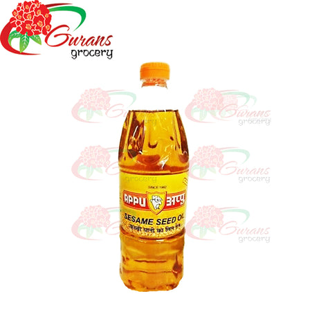 Sesame Oil 200ml Appu