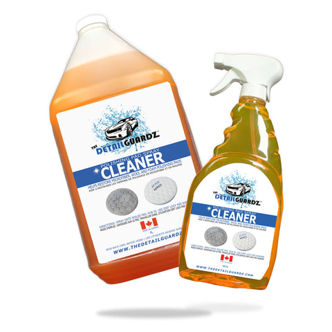 THE DETAIL GUARDZ POLISHING PAD SPRAY CLEANER 4L WITH FREE 650ML - The Detail Guardz | Premium Car Care Products Canada