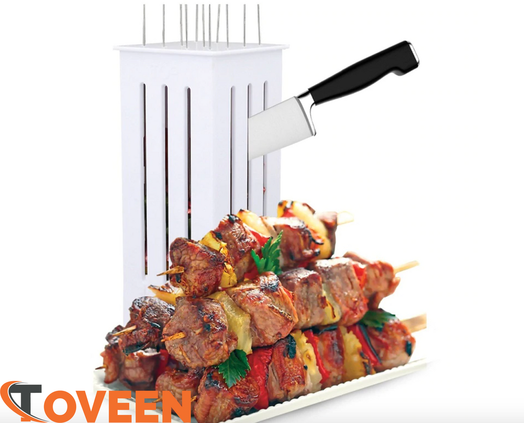 Barbecue Grill Spiesmachine
