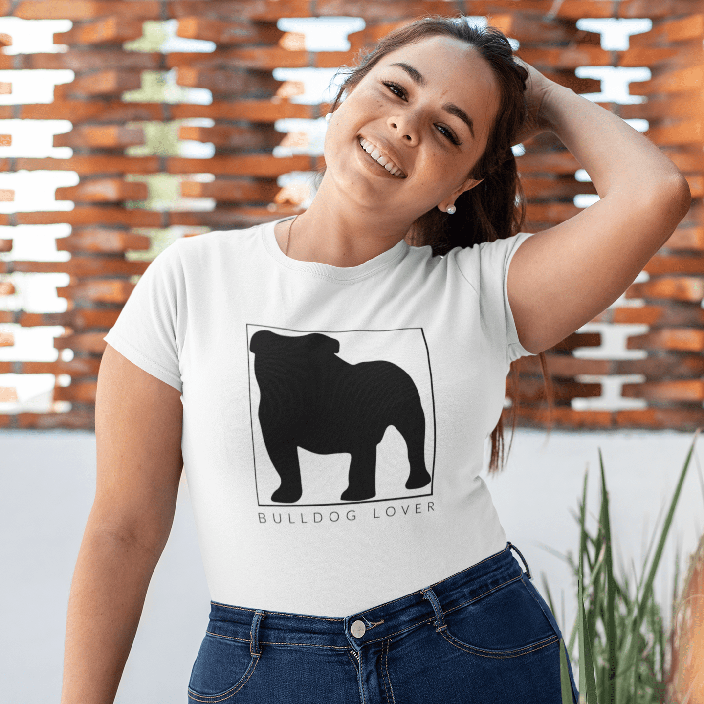 Bulldog Lover Short Sleeves Shirt - barkandluv