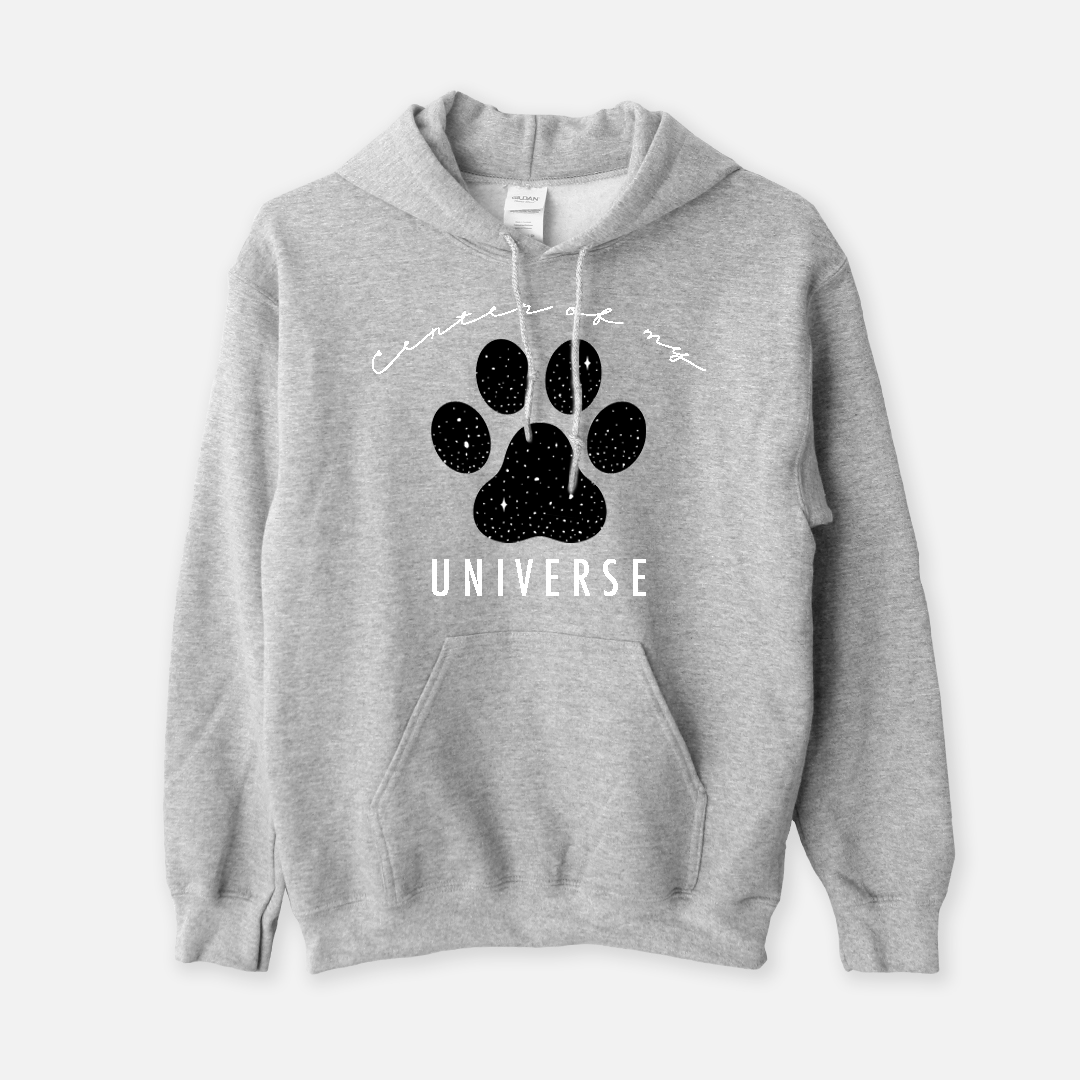 Center of My Universe Hoodie / Hooded Sweatshirt - barkandluv