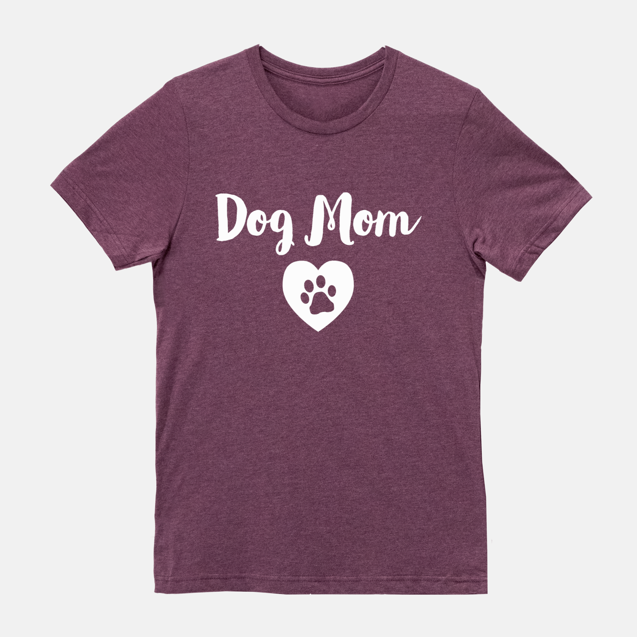 Dog Mom Short Sleeves Shirt
