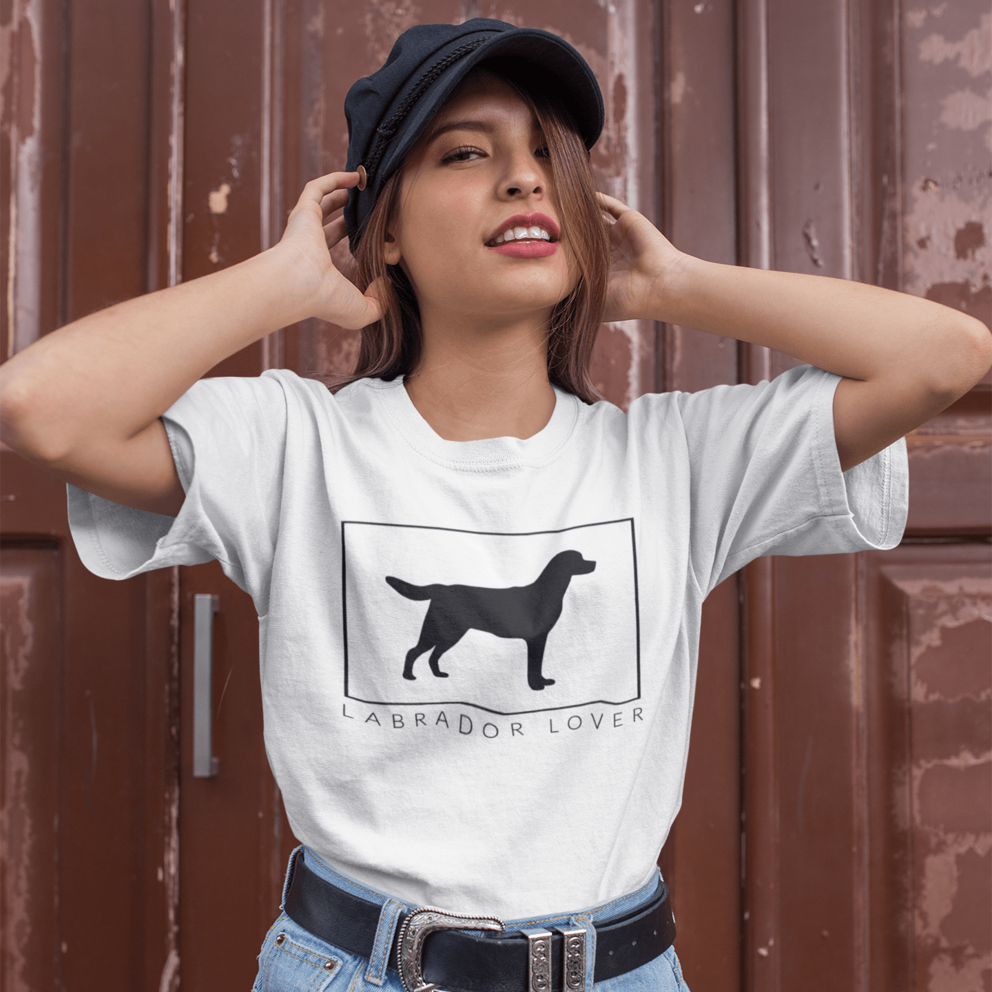 Labrador Retriever Lover Short Sleeves Shirt
