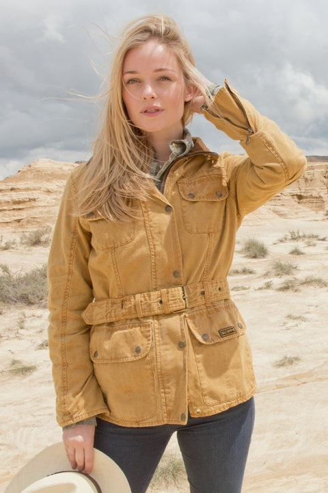 Scippis Lady Sussex Canvas Jacket