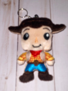Woody Key Chain Buddy
