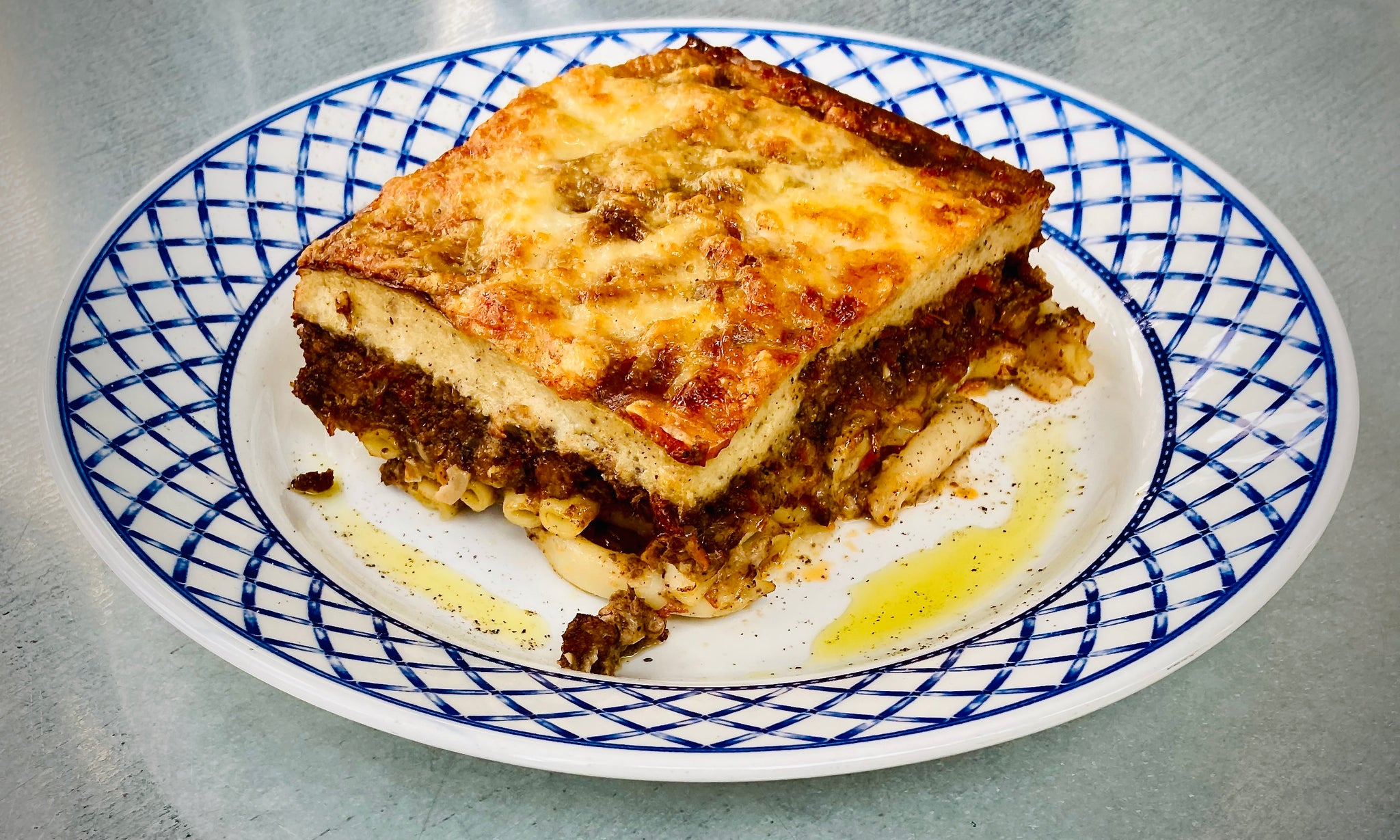 Pastitsio | Serves one (~500gr)