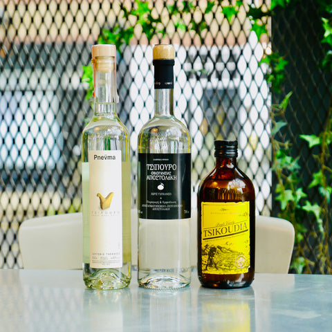 World of Tsipouro Collection!