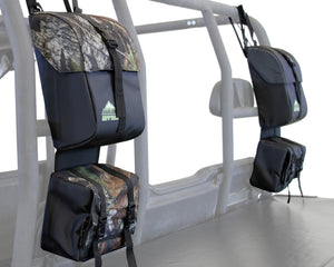 Arch Series™ ATV Fender Bag - UTV Roll Cage Bag (#afbblk, #afbmob)  BLACK- $54.99  CAMO -$59.99