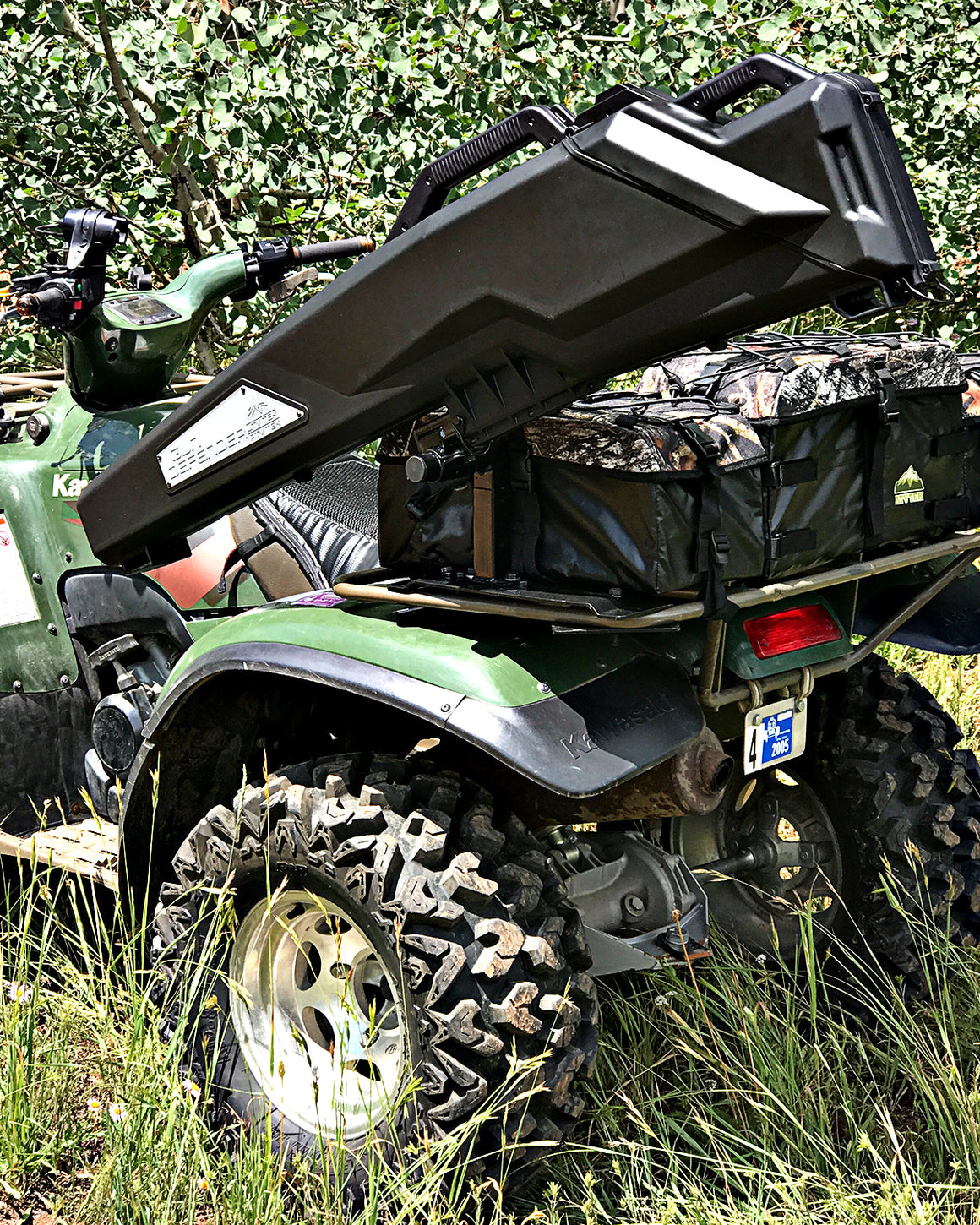 Gun Defender™ - ONE™ ATV Mount System - (#ATVGDM1)