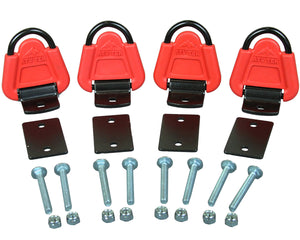 Straplock™ ATV/UTV Tie-Down Anchor Kit - 4-pack (#atvtda1)  Item cost from $39.99-$44.99