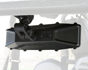 Elite Series Center Rear View Mirror W/ Dual Blindspot Mirrors - (#UTVMIRCTR-ES1)