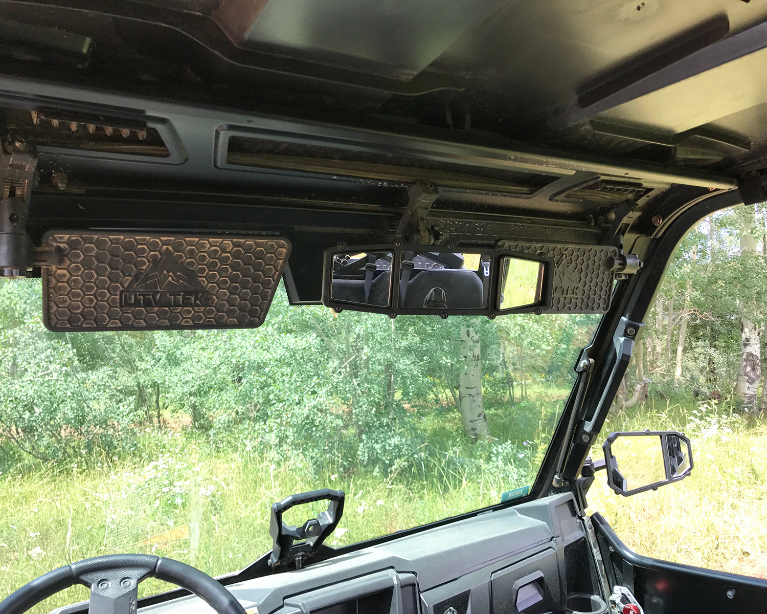Clearview™ UTV Sun Visor