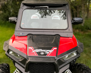 Elite Series UTV Side Mirror w/ blindspot™ & dual axis breakaway (#UTVMIR-ES2)