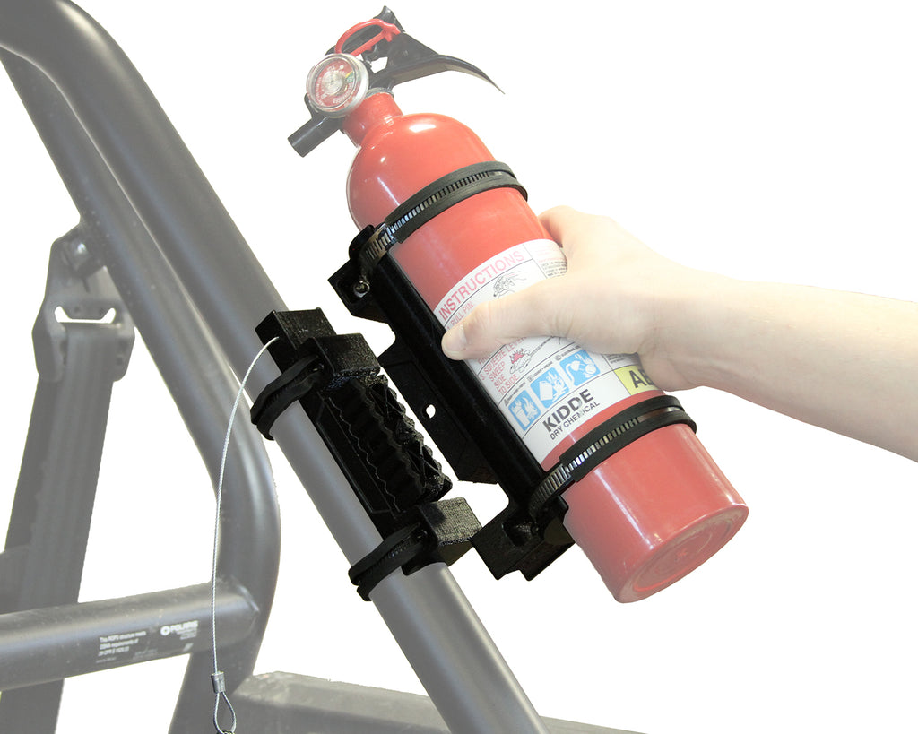 Elite Series Universal Fire Extinguisher Mount