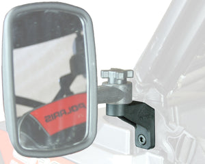 Pro Series Adapter for Clearview™ & Elite Series UTV Side Mirrors - Fits Polaris® Ranger® Pro Fit Roll Cage